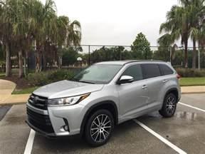 Toyota Se 2017 Toyota Highlander Se Automotorpro