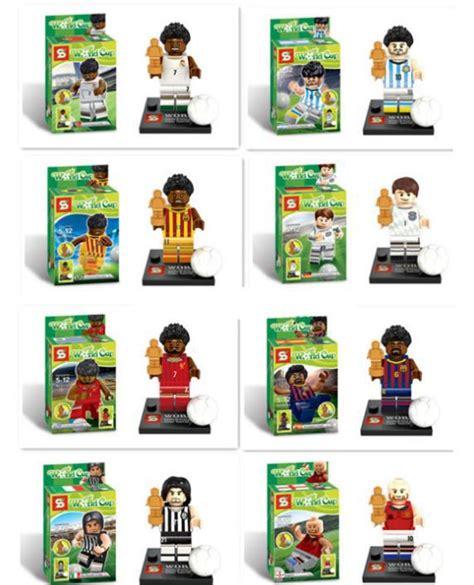 Lego World Cup Sy 162 Set Isi 8 Mib popular lego football aliexpress