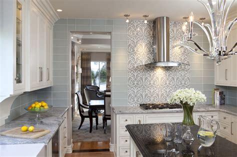 Kitchen Tile Designs Behind Stove Glamorous Kitchen Traditional Kitchen San Diego By