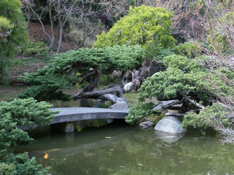 japanese garden bridge desktop backgrounds nature wall paper desktop