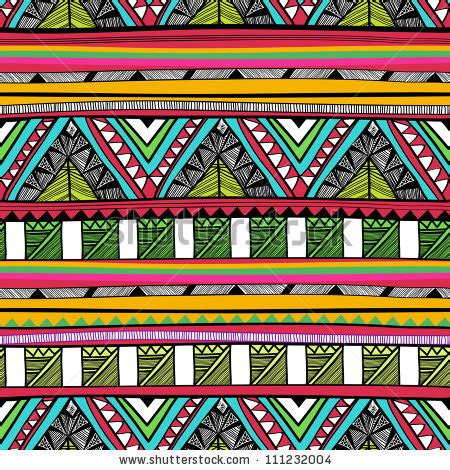Tribal Pattern Diy | african tribal pattern free patterns