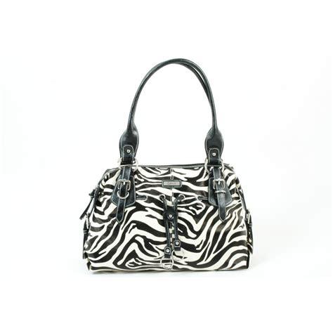 Large Shopping Bag Zebra gabor handbag zebra print shoulder bags mozimo