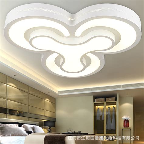 modern led ceiling light modern minimalist living room