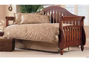 Daybeds At Cadyn Walnut Daybed Daybeds