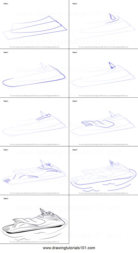 how to draw a ski boat step by step water skier pictures posters news and videos on your
