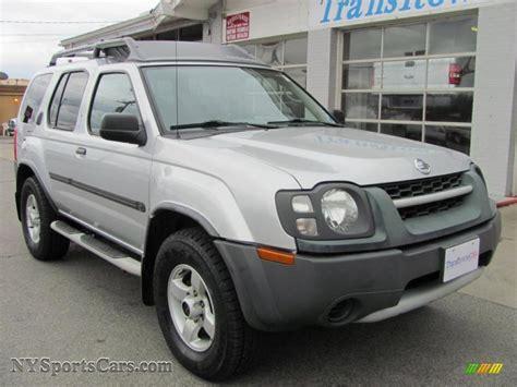nissan xterra silver 2004 nissan xterra xe 4x4 in silver lightning metallic