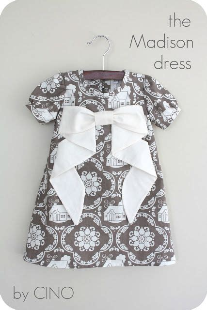 Sleeve Bow A Line Dress a line dress sleeves bow craftiness is not