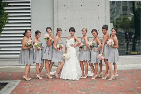 light grey dress wedding guest grey bridesmaid dresses dressed up