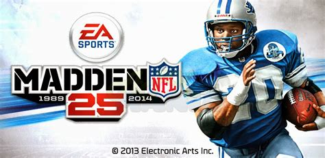 madden 11 apk madden nfl 25 by ea sports apk data v1 1 direct link apk mod