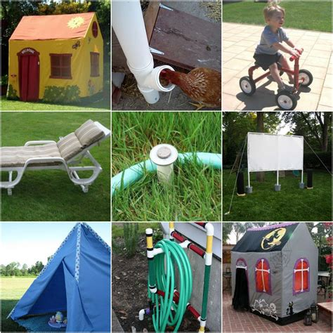 diy pvc pipe projects 100 pvc plans and ideas