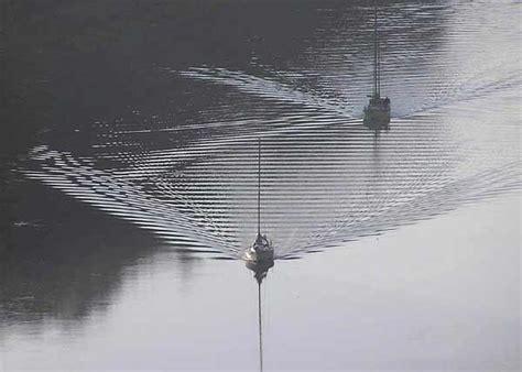kelvin wake boat expt vii 2 understanding boat wakes