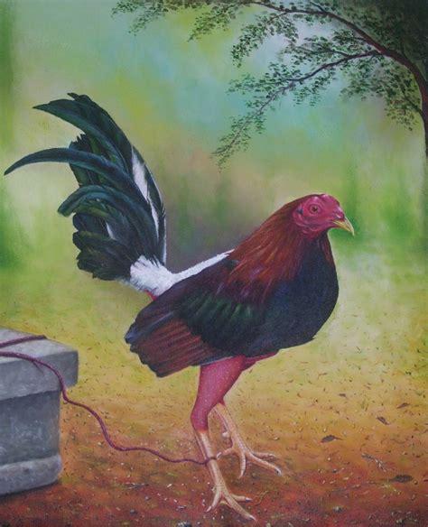 pelea de gallo gallo de pelea luis antonio jimenez sanches artelista