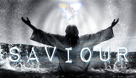 The Saviour saviour definition what is