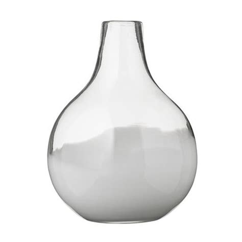 Clear Gel For Vases by Glass Vase Clear White Simply House