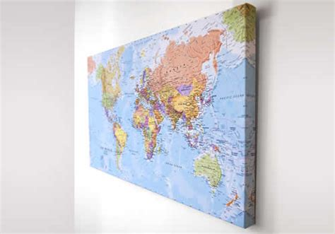 world cities map canvas canvas world map large wm005c maps international