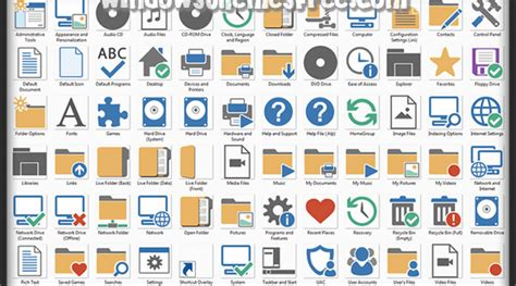 icon themes for windows 7 windows 7 icons packs windows themes free