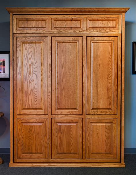 furniture in the raw murphy beds mb oak 07