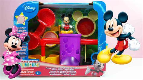 la casa di topolino gioco il parco giochi di topolino italiano giochi per bambini