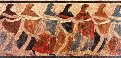 antichi vasi funebri su famedisud it si parla de quot la misteriosa danza delle