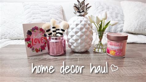 spring home decor 2017 spring home decor haul rose gold finds decor