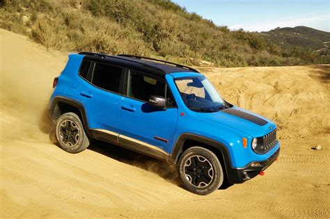2015 Jeep 4x4 2015 Jeep Renegade 4x4 Trailhawk Autos Ca