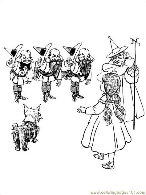wizard of oz coloring pages download wizard oz 001 2 coloring page free wizard of oz