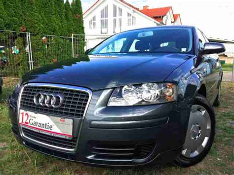 Audi A3 Attraction 1 6 by Audi A3 Sportback 1 6 Fsi Attraction 1 6 Tolle