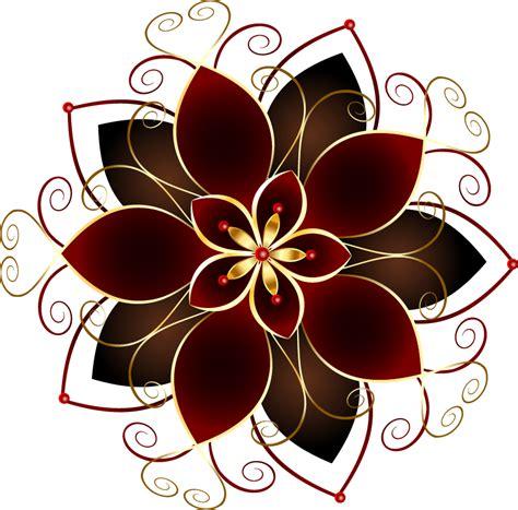 imagenes lindas en png pinceladas de princesa lindas flores vectoriales