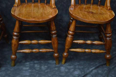 victorian kitchen furniture 4 victorian kitchen chairs antiques atlas
