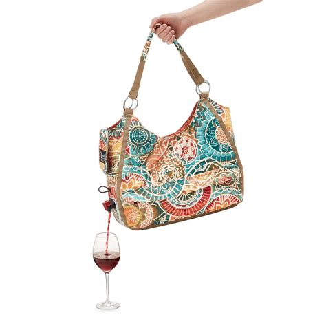 There's A Purse That Secretly Holds A Bottle Of Wine   Simplemost