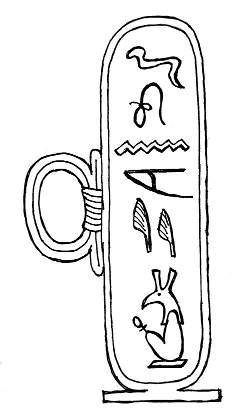 coloring pages for egyptian hieroglyphs free coloring pages of egyptian hieroglyphs