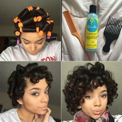 african american hairstyles roller sets 17 best images about roller set rod set on pinterest