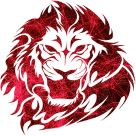 red lion clipart clipground