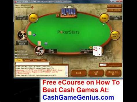 How To Win Money With Youtube - how to win money in cash game poker win playing poker on pokerstars youtube