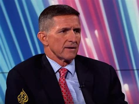 an interview with michael t flynn the ex pentagon spy former us military intelligence chief we knew something