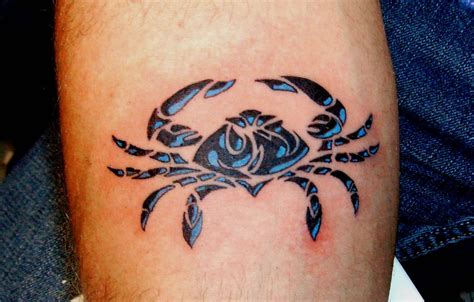 cancer sign tattoo 70 best cancer tattoos