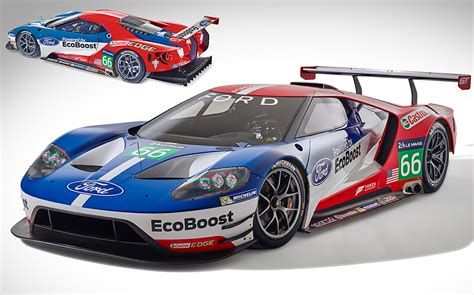 ford racing car car of the week ford gt lm gte pro racing car