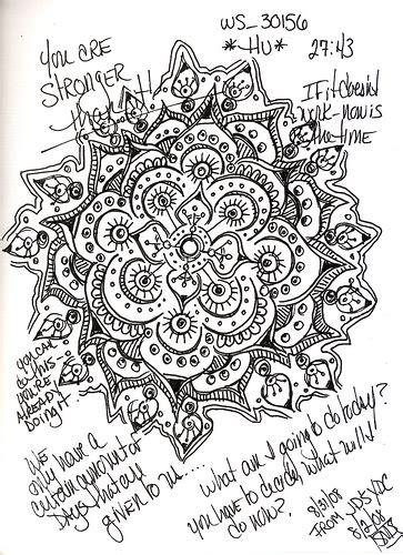 mandala coloring pages with quotes mandala spiritual quotes quotesgram