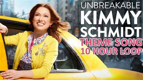 theme song unbreakable kimmy 10 hour loop unbreakable kimmy schmidt theme song youtube