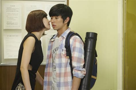 daftar film hot korea love lesson love lesson fancy walk korean movie 2013 dramastyle