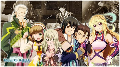tales of xillia anime my tales of xillia wallpaper 13