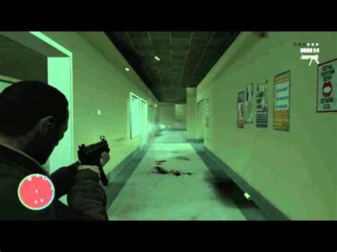 grand theft auto iv ghost hospital youtube
