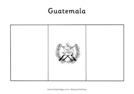 Search Results For Guatemalan Advent Calendar 2015 Guatemala Flag Coloring Sheet