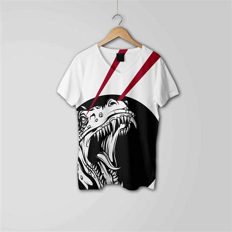 design art t shirt t shirt art design set eymockup