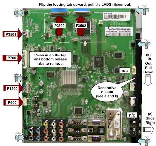 Mainboard Tv Led Lcd Lg 26lv2530 electro help