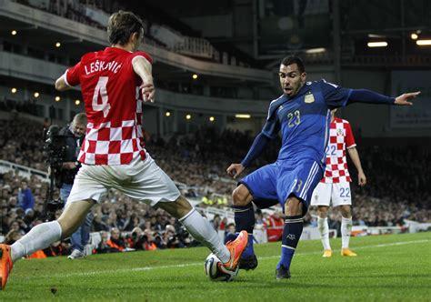 Goles Argentina Croacia Redr 237 Macnoticias Argentina Venci 243 2 1 A Croacia En El