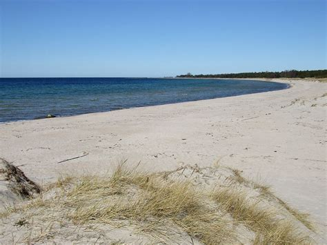 strand hängematte tofta strand