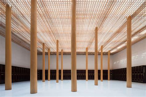 myoenji columbarium furumori koichi architectural design studio archdaily