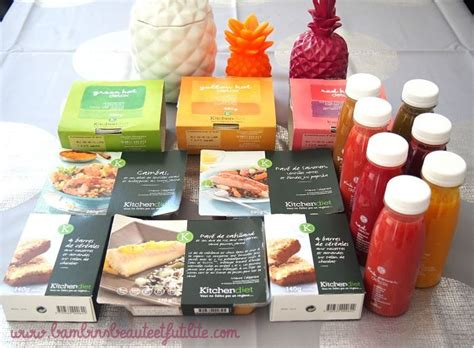 Laurs Detox by A Test 233 Notre Cure Detox 3 Jours Kitchendiet Le