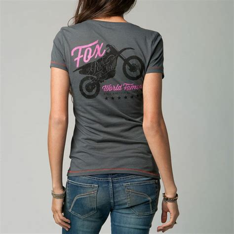 fox motocross shirt 97 best images about fox racing on pinterest crew neck